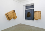 Jan Kaps, Grayson Revoir, International Bathing, Installation View, 2013