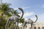 Jan Kaps, Jean-Marie Appriou, Miami Outdoor Sculpture,